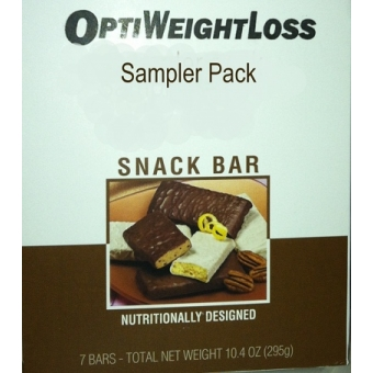 10 gram Variety Pack Bars (Contains one bar each of 7 flavors)