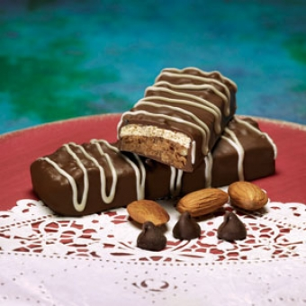 Chocolate Almond Nutty Bar
